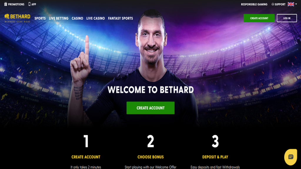 Bethard Casino Review vip casino review